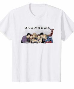 All Super Hero Avenger T-Shirt