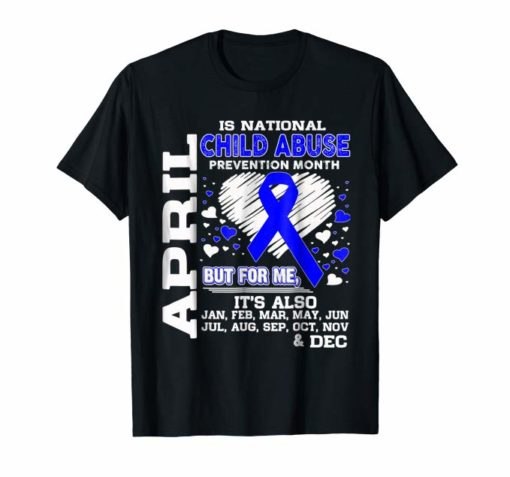 April is National Child Abuse Prevention Month Shirt