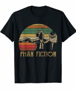 Bryce Harper Phanatic And Gritty Vintage T-Shirt Phan Fiction Shirt