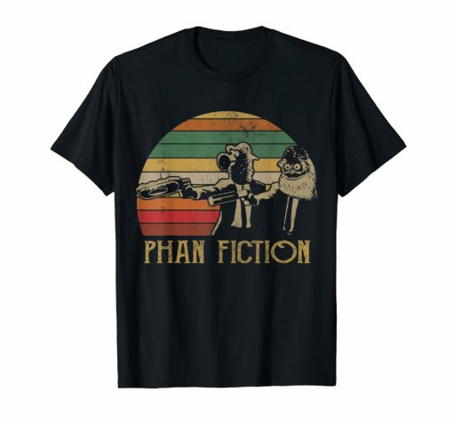 Bryce Harper Phanatic And Gritty Vintage T-Shirt Phan Fiction Shirt