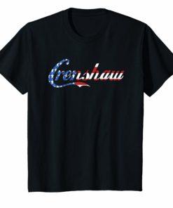 Crenshaw American Flag Shirt