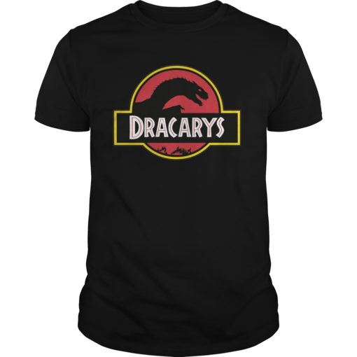 Dracarys Dragon Dinosaur Parody Funny Shirt