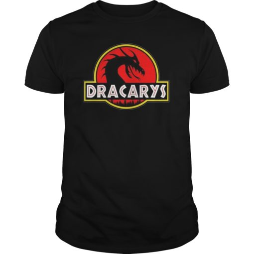 EUEYAIADS Dracary's Mother of Dragons Particular Design Tee,Funny Men's Stylish Classic T-Shirt