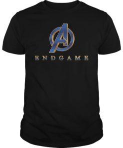 End Game Movie Shirt A V E N G E R S Shirt