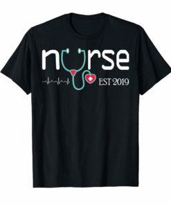 Nurse Est 2019 T-Shirt