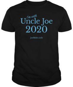 Uncle Joe Biden for President 2020 T-Shirt for Men Women