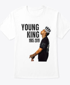Young King 1985-2019 T-Shirts