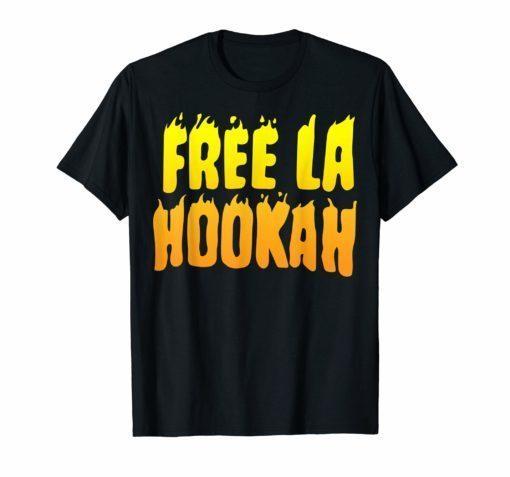 free la hookah shirt