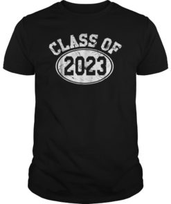 CLASS of 2023 T-Shirt Back to School Shirt for 8th Graders