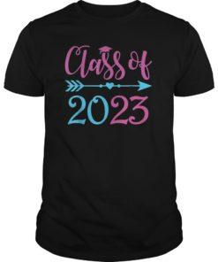 Class Of 2023 Last Day Of School Shirt Funny Graduation Gift