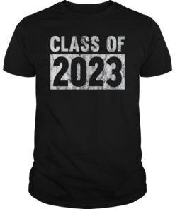 Class of 2023 T-Shirt Future Graduation Gift Tee