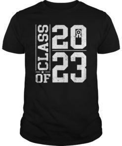 Class of 2023 shirt