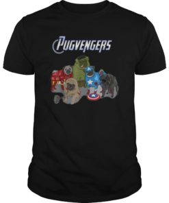 The Pugvengers T-Shirts