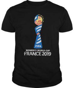 Women's World Cup France 2019 T-Shirt