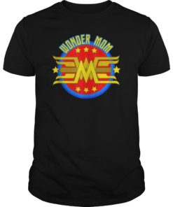 Wonder Mom Superhero T-Shirt