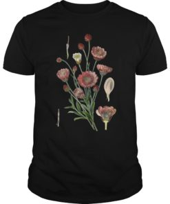 Xeranthemum Annuum T-Shirt Flower Tshirt