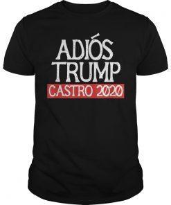 Adios Trump Castro T-Shirt