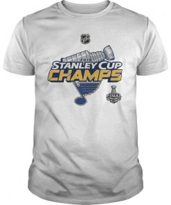 St. Louis Blues Stanley Cup Champions 2019 Shirt
