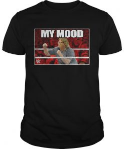 WWE The Miz My Mood T-Shirt