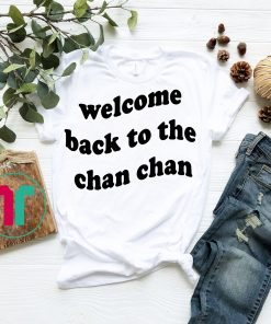 Welcome Back to the Chan Chan Pocket Shirt