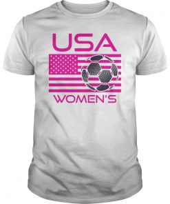 Womens & girls Soccer USA Tshirt Team ,France 2019 Shirt