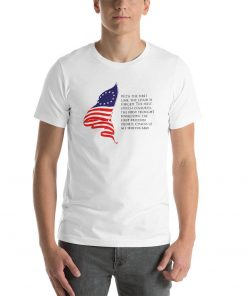 1776 Betsy Ross Victory Distress Vintage - Patriotic Usa Flag T-Shirts