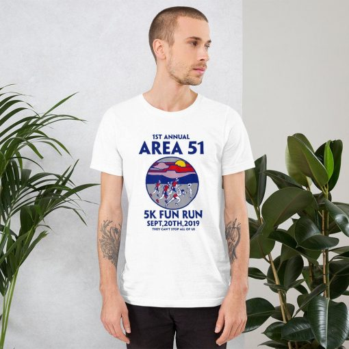 1ST Annual - Area 51 5k Fun Run - SEPT. 20, 2019 Tshirt area 51 meme tshirt funny area 51 shirt meme tshirt
