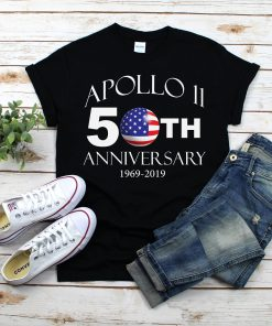 50th Anniversary Apollo 11 Moon Landing 1969 Shirt, Apollo Anniversary, Nasa 50 Anniversary, Moon 50th, Apollo 11 Mission, Space &Moon Shirt