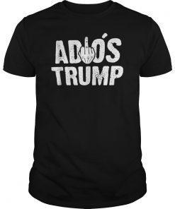 Adios Trump T-Shirt Democrat 2020 Election