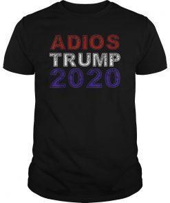 Adios Trump T-Shirt Gift for man and woman