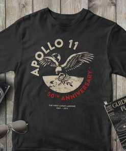 Apollo 11, 50th Anniversary 1969-2019, Moon Landing, First Lunar Landing Gift