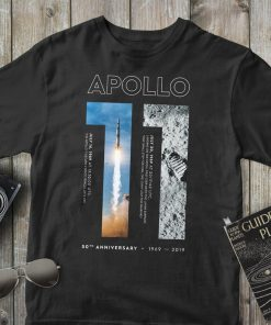 Apollo 11, 50th Anniversary 1969-2019, Moon Landing, First Lunar Landing, Perfect Astronomy Lover Gift