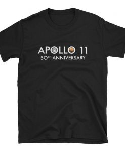 Apollo 11 50th Anniversary Moon Landing 1969 2019 Moon Landing Shirt Apollo 11 Mission Shirt Moon Unisex Shirt