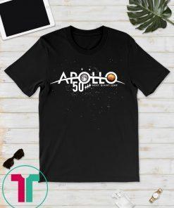 Apollo 11 Moon Landing T Shirt 50th Anniversary 1969 2019 Tee Shirt Historical Souvenir Tee Shirt