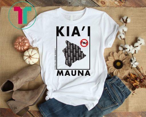 Ku Kia'i Mauna Kea T-Shirt
