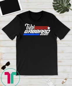 Tulsi Gabbard 2020 Campaign Election Shirt