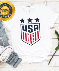 Women's National Soccer Team Shirt USWNT Alex Morgan, Julie Ertz, Tobin Heath, Megan Rapinoe. Unisex TShirts