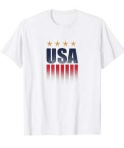 Womens USA Four star Shirt soccer Champion 2019