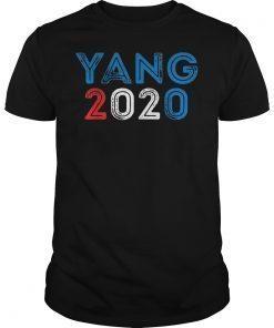 Yang 2020 Shirt Andrew Yang For President T-Shirt