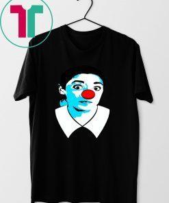 Alexandria Ocasio-Cortez Clown T-Shirt OBA