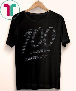 All Rise For 100 Home Runs Shirt