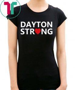 Dayton Strong T-Shirt Pray for Dayton Shirt
