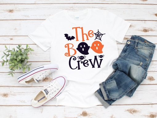 Matching Family Halloween shirts, Matching Sibling Halloween shirts, Ghost shirt, Halloween shirts