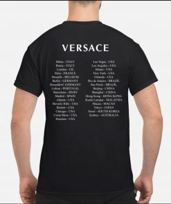 Versace china tee shirt hong kong