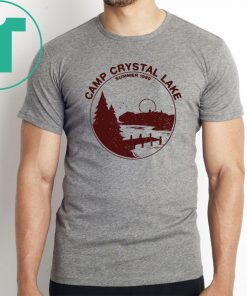 1980 Camp Crystal Lake Counselor Unisex T-Shirt