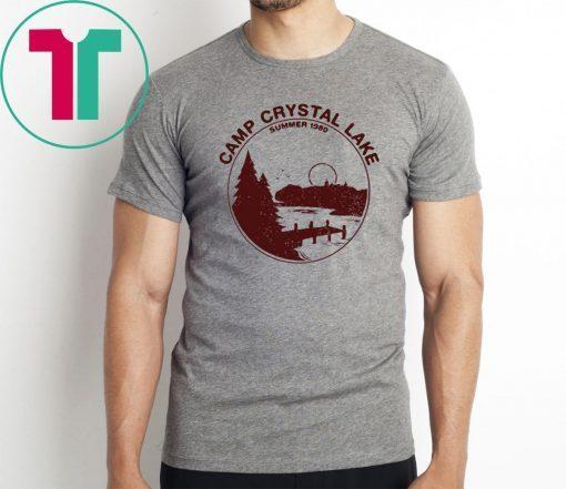 1980 Camp Crystal Lake Counselor Unisex T-Shirt
