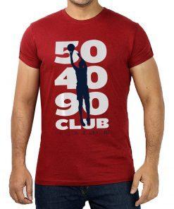 50 40 90 Club, WNBPA Shirt Elena Delle Donne T-Shirt