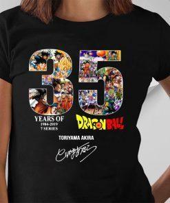 35 Years of Dragon Ball Shirt
