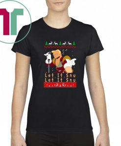 Zapp Brannigan let it Snu Christmas Sweatshirt Tee Shirt