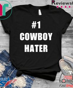 #1 Cowboy Hater Houston Texans fuck the Cowboys shirt